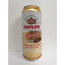 Photo of Obolon Premium 500ml