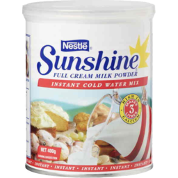 Photo of Nestle Sunshine Milk Powder Full Cream 400gm