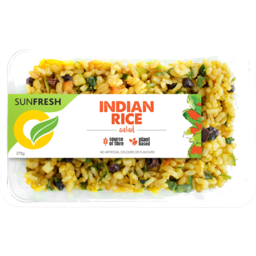 Photo of Sunfresh Sidekick Indian Rice Salad 275g