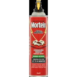 Photo of Mortein Barrier Outdoor Surface Spray 350g