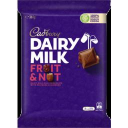 Photo of Cadbury Dairy Milk Fruit & Nut 360gm