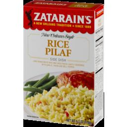 Photo of Zatarain's New Orleans Style Rice Pilaf