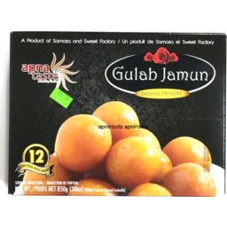 Photo of Apna Taste Gulab Jamun 850gm
