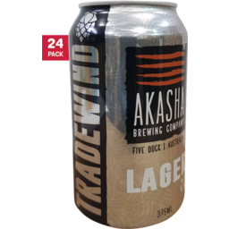 Photo of Akasha Tradewind Lager Cans