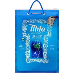 Photo of Tilda Grand Basmati Rice 5kg