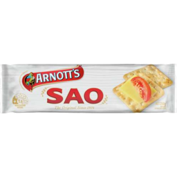 Photo of Arnott's Biscuits Sao (250g)