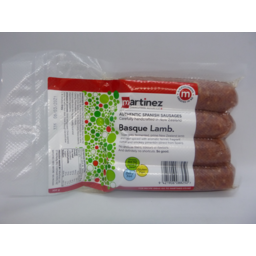 Photo of Martinez Basque Lamb Saus 300g