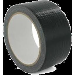 Photo of Smartfix Black Cloth Tape 48mm X 10m