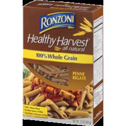 Photo of Ronzoni Healthy Harvest 100% Whole Grain Penne Rigate