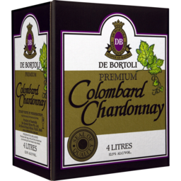 Photo of De Bortoli Premium Colombard Chardonnay 4lt