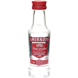 Photo of Smirnoff Vodka Red Min