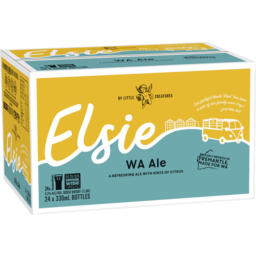 Photo of Little Creatures Elsie Stubbies