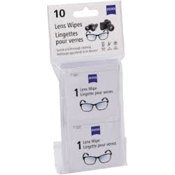 Photo of Zeiss Lens Wipes 10 Pack