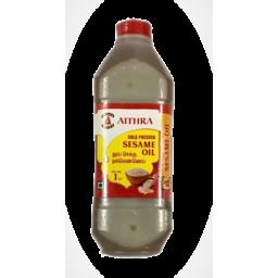 Photo of Aithra Sesame Oil 1 Ltr