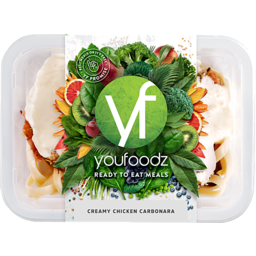 Photo of Youfoodz Creamy Chicken Carbonara 280g