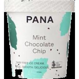 Photo of Pana Ice Cream Mint Choc Chip 475ml