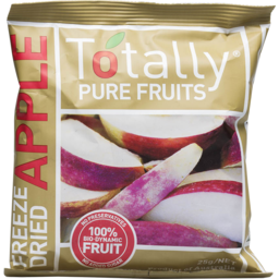 Photo of Totally Pure Fruits Dried Apple (Freeze Dried)