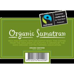 Photo of Sumatran - Beans 250g