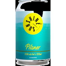 Photo of Sunshine Pilsner 6x330m