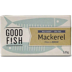 Photo of Good Fish Mackerel Fillets In Brine