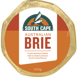 Photo of South Cape Brie Cheese 200g