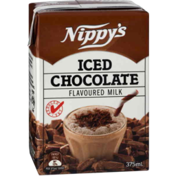 Photo of Nippy's Iced Chocolate Flavoured Milk 375ml