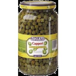 Photo of Zuccato Capers In Vinegar 580gm