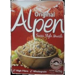 Photo of Alpen Swiss Muesli Originl 625