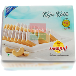 Photo of Saurbhi Sweet - Kaju Katri 400g