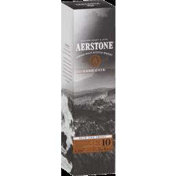 Photo of Aerstone 10yo Land Cask Scotch