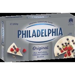 Photo of Philadelphia Cream Cheese Block 250g 250g