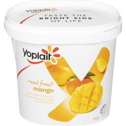 Photo of Yoplait Mango Yoghurt 1kg