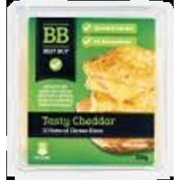 Photo of Best Buy Cheese Tasty Sliced 250gm