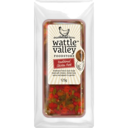 Photo of Wattle Valley Pate Traditional 125g