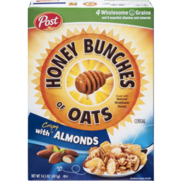 Photo of Honey Bunches Of Oats W/Almonds