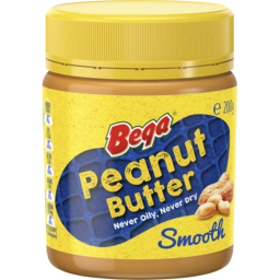 Photo of Bega Smooth Peanut Butter 200gm