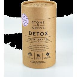 Photo of S&G Olv Leaf Tea Detox 32gm