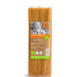 Photo of Girolomoni Pasta Spelt Spaghetti 500gm