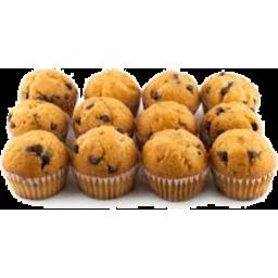 Photo of Choc Chip Muffin 6  pack