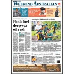 Photo of The Australian Sunday