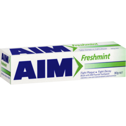 Photo of Aim Freshmint Toothpaste 90g