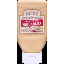 Photo of Heinz Seriously Good Mayonnaise Peri Peri Squeezy 295ml 295ml