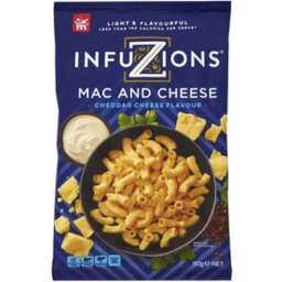 Photo of Majans Infuzions Mac & Cheese Flavour 110g