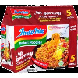 Photo of Indomie Instant Noodle Satay 5x80gm