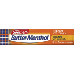 Photo of Soothers Butter-Menthol Stick