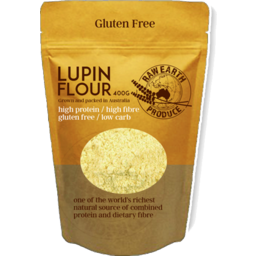 Photo of Raw Earth - Lupin Flour - 400g