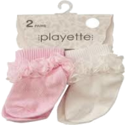 Photo of Playette Sock Dress 2pk