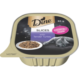 Photo of Dine With Turkey In A Delicious Gravy 85g