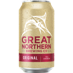 Photo of Great Northern Brewing Co Original Lager Can