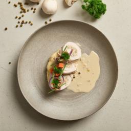 Photo of Hello Keto Meal Chicken & Mushroom Roulade 300g